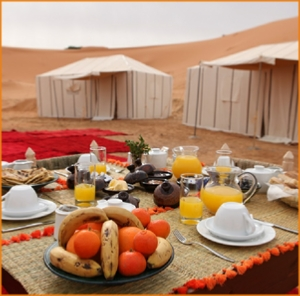 3 days tour from Marrakech to Sahara and Fes