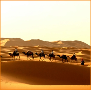 2 days tour from Marrakech to Merzouga desert
