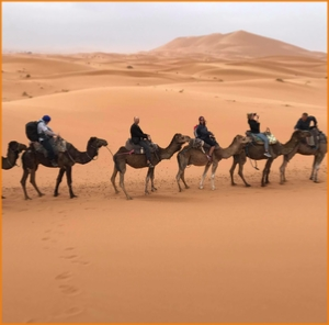 3 days tour from Marrakech to Merzouga dunes