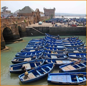 2 days tour from Marrakech to Essaouira