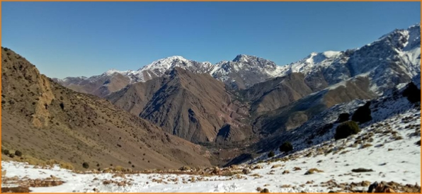2 days 1 night Toubkal trekking