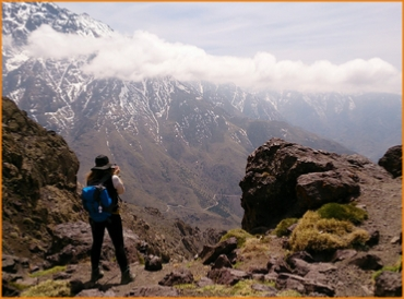 3 days 2 nights Toubkal trekking